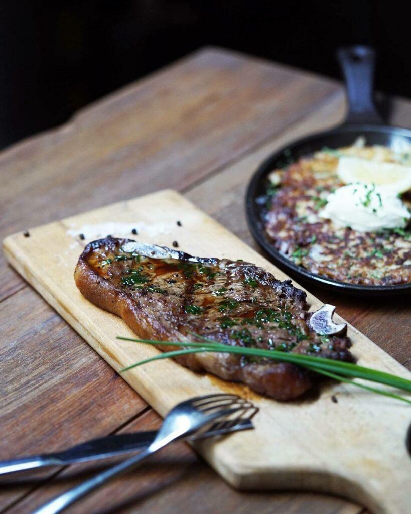 Steak Restaurants - Bedrock Bar & Grill