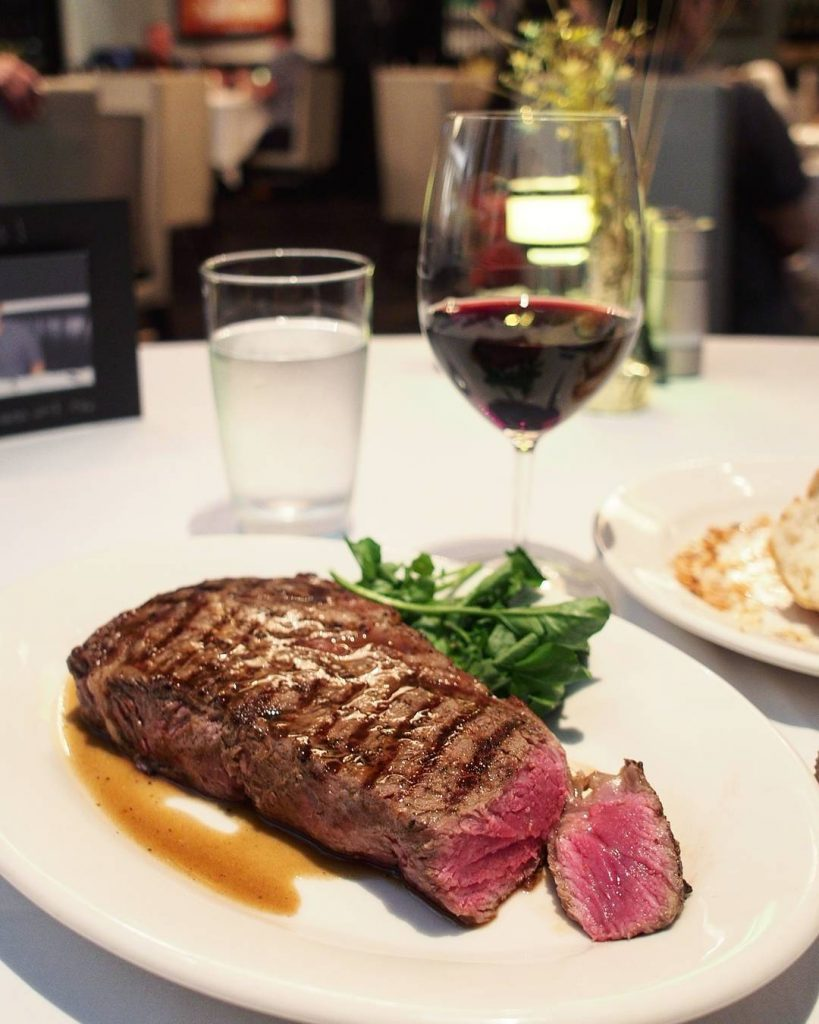 Steak Restaurants - Morton's