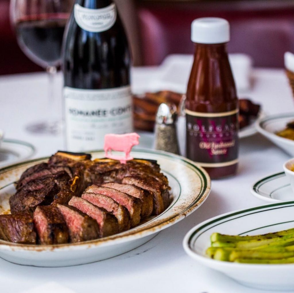 Steak Restaurants - Wolfgang's Steakhouse