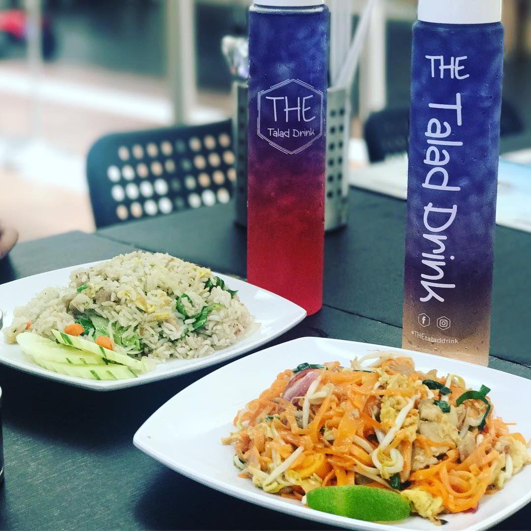 Toa Payoh Food - The Talad Drink & Thai Kitchen