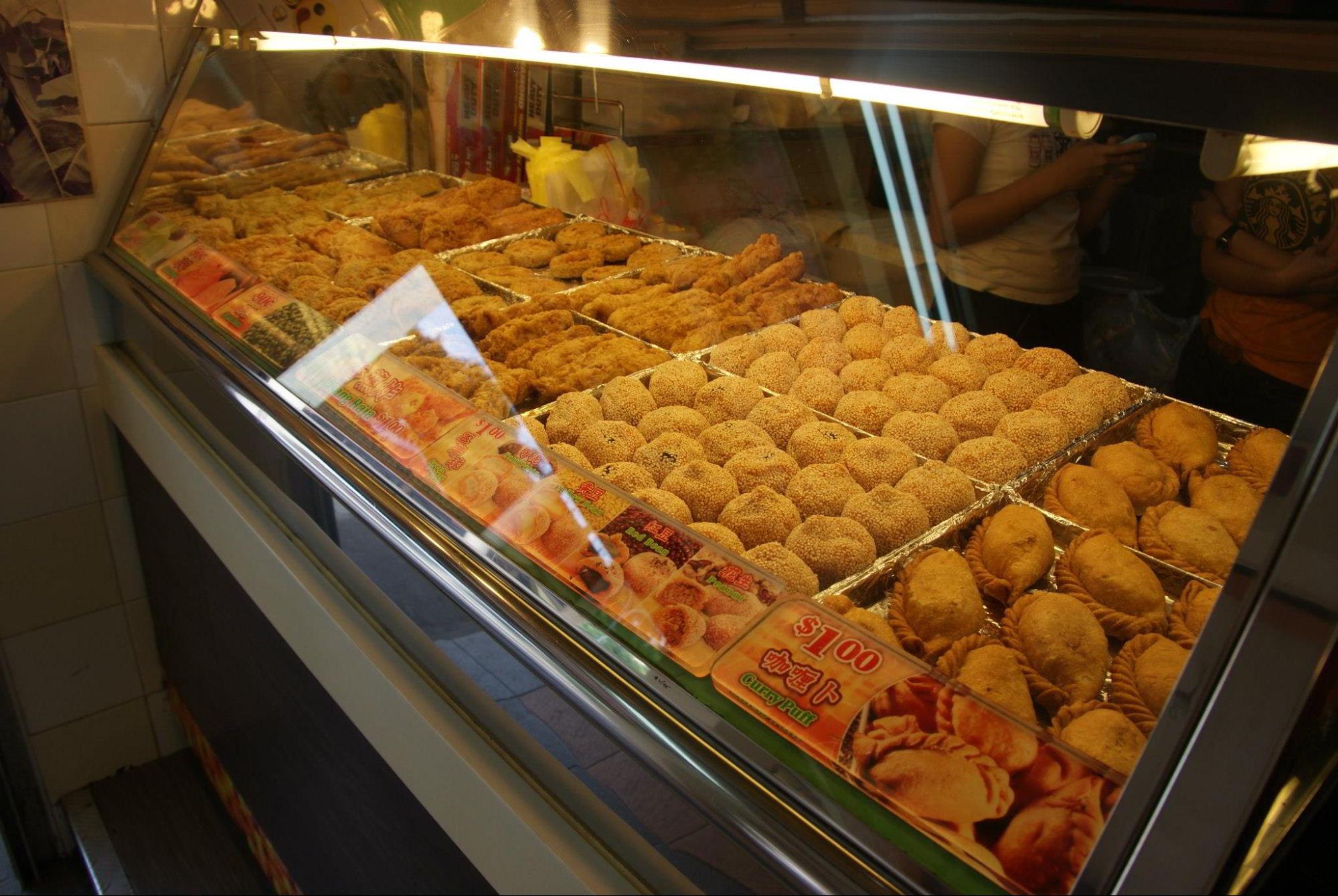 Toa Payoh Food - Toa Payoh Lucky Pisang Raja
