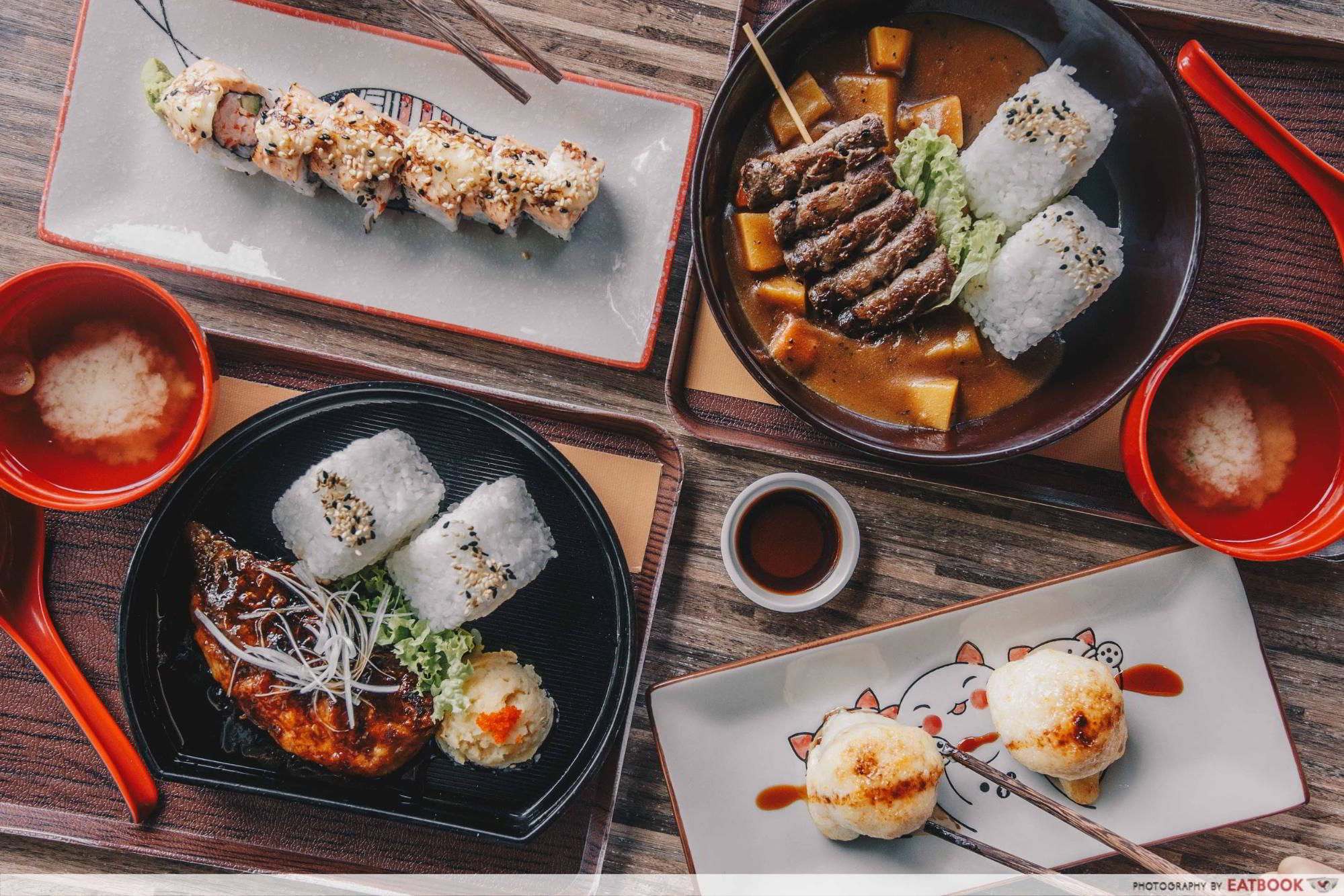 Toa Payoh Food - Yokozuna Stall