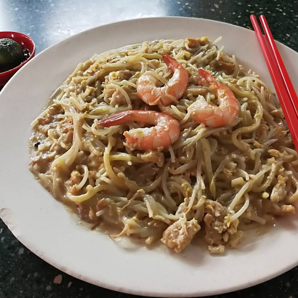 Toa Payoh West Food Centre - Come Daily Hokkien Mee