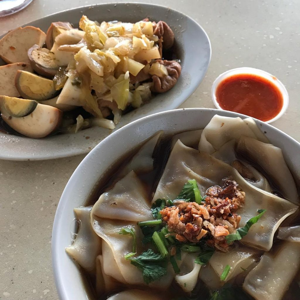 Toa Payoh West Food Centre - Da Cheng Kway Chap