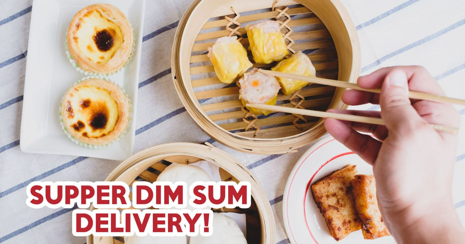 7 Underground Online Food Delivery Services In Singapore