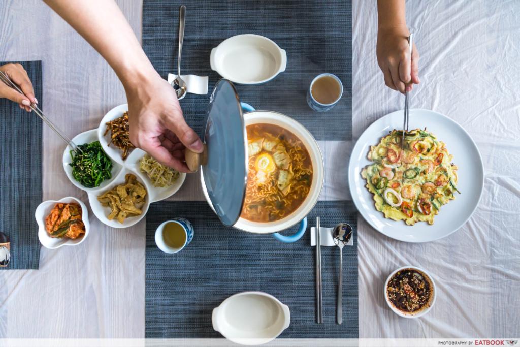 Underground online food delivery services Dine Inn