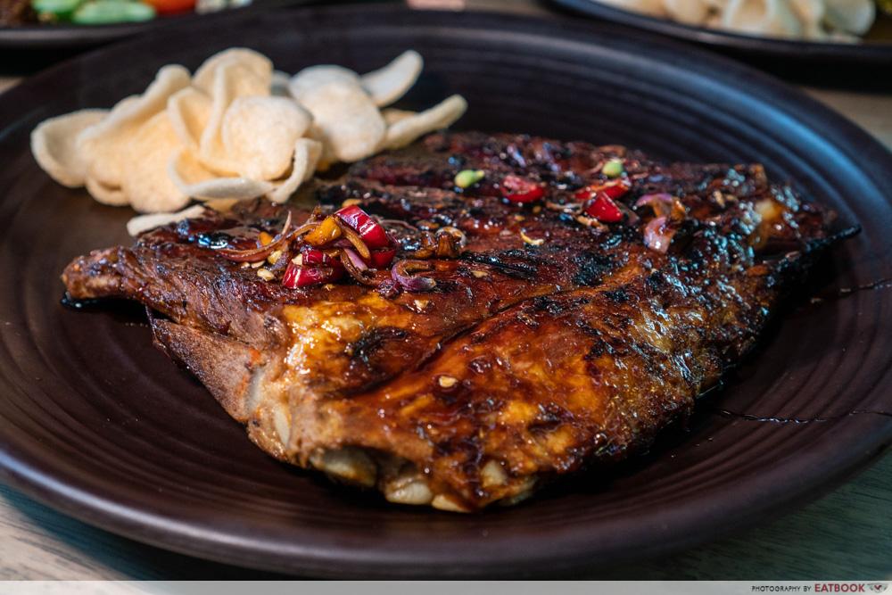 Warung K Pork Ribs