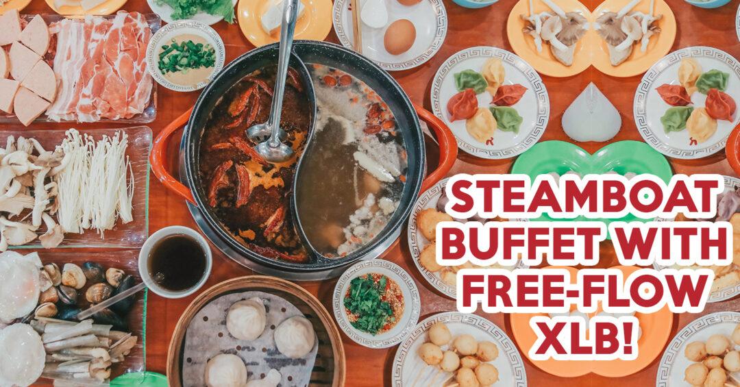Yi Qian Ling Yi Ye Steamboat Buffet