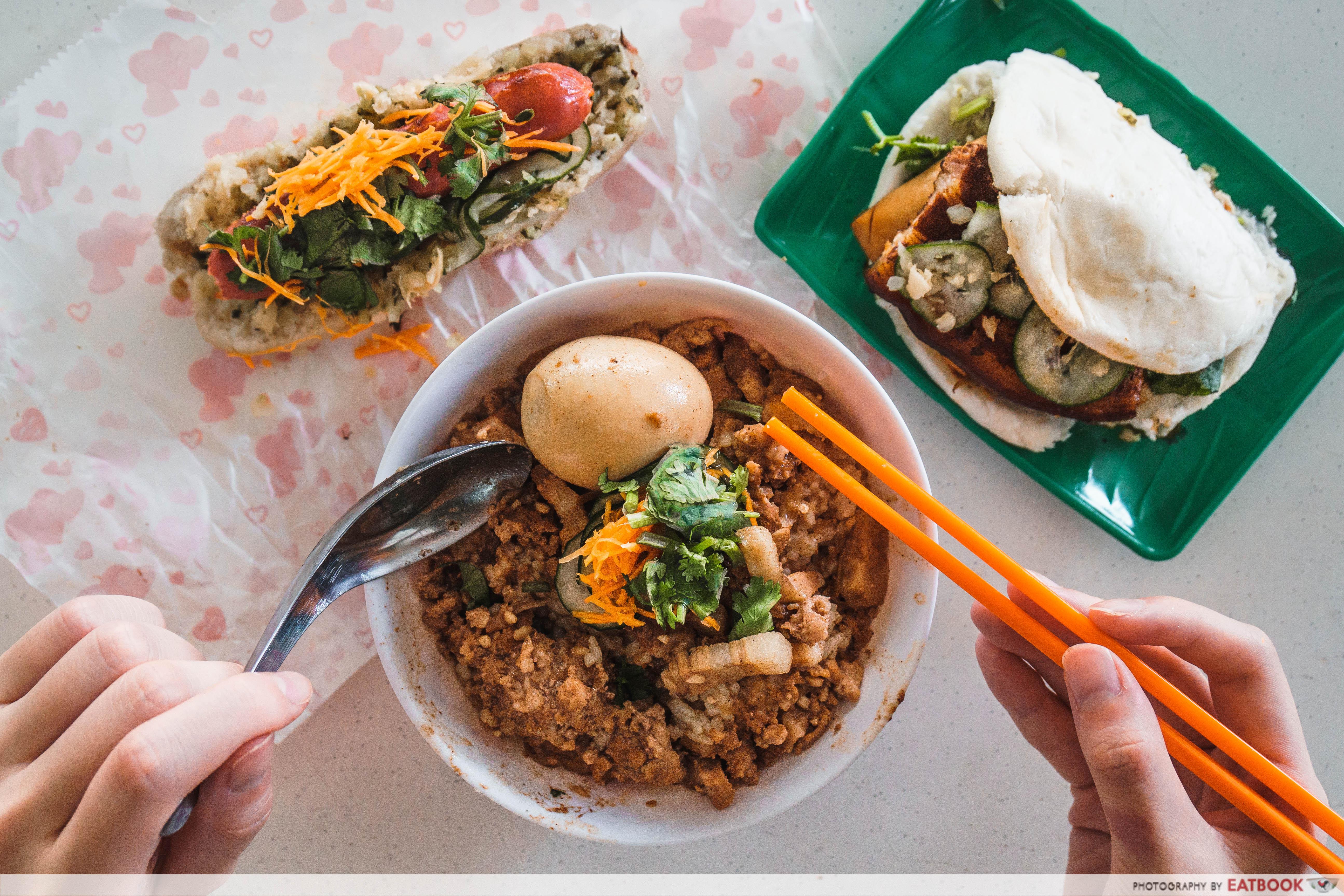 ang mo kio food- mei ming taiwan delicacy