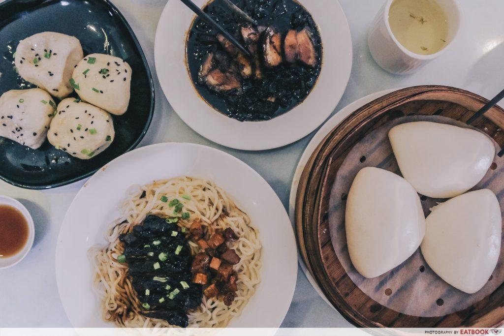 ang mo kio food- shanghai renjia