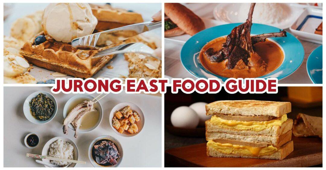 jurong east food