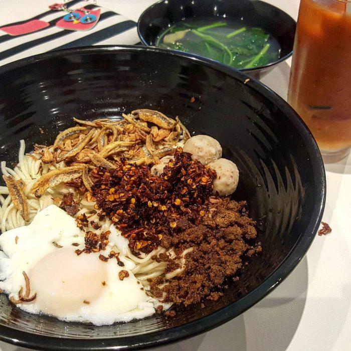 serangoon food kl traditional chilli ban mian