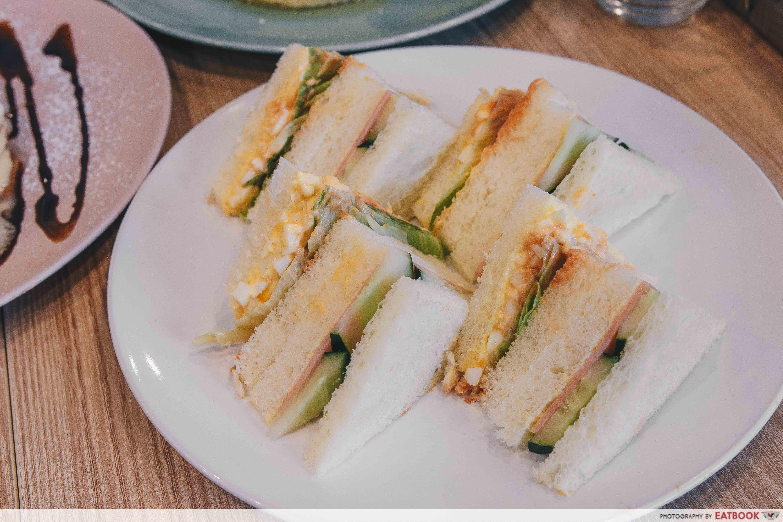 Belle-Ville - Mixed Sandwich