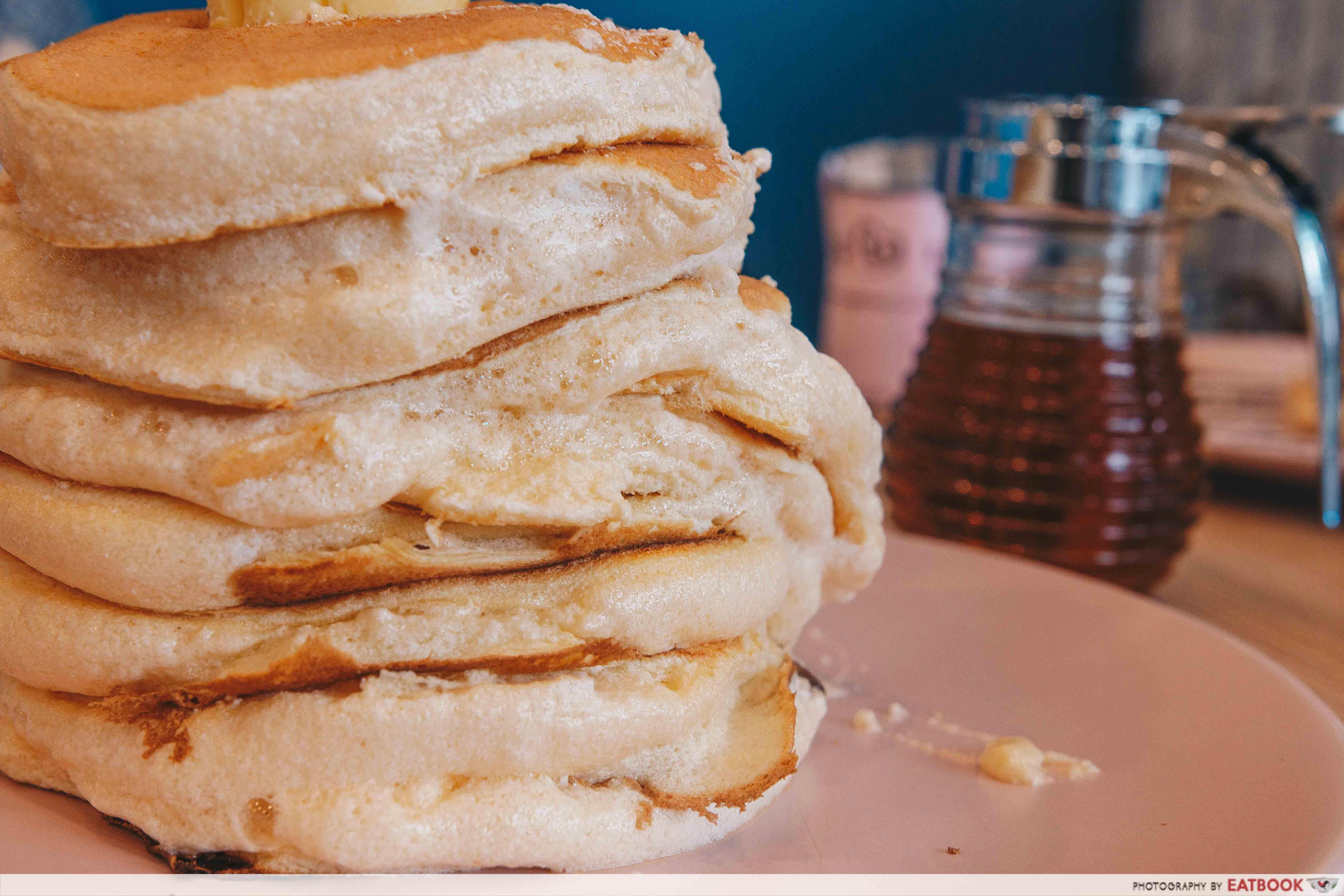Belle-Ville - fluffy pancakes