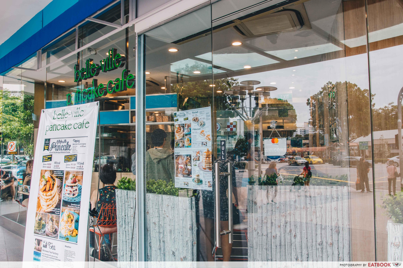Belle-Ville - storefront