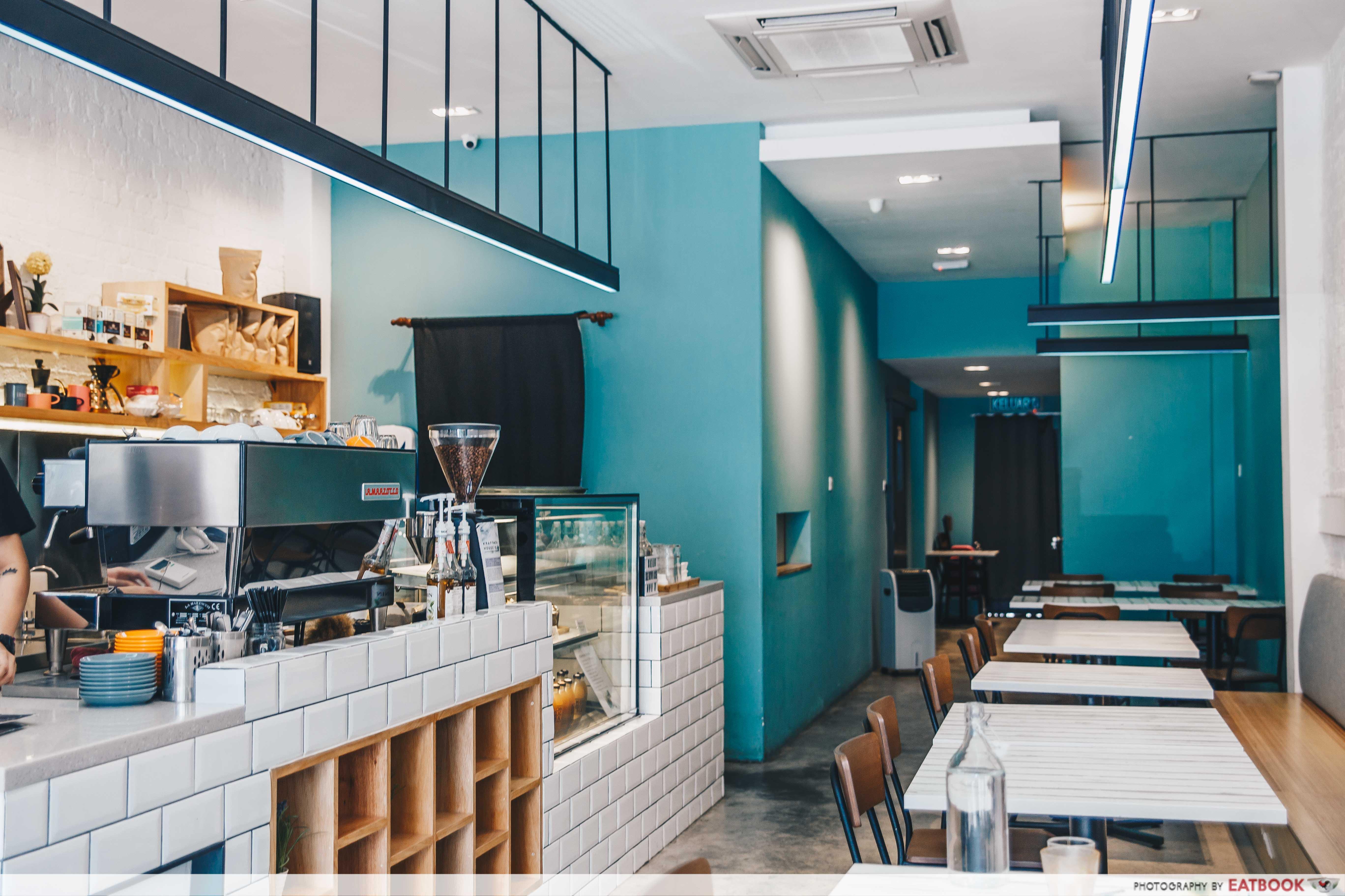 Cafes in Penang - Kraffmen Ambience