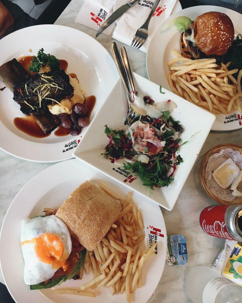 Dempsey Food - Huber's