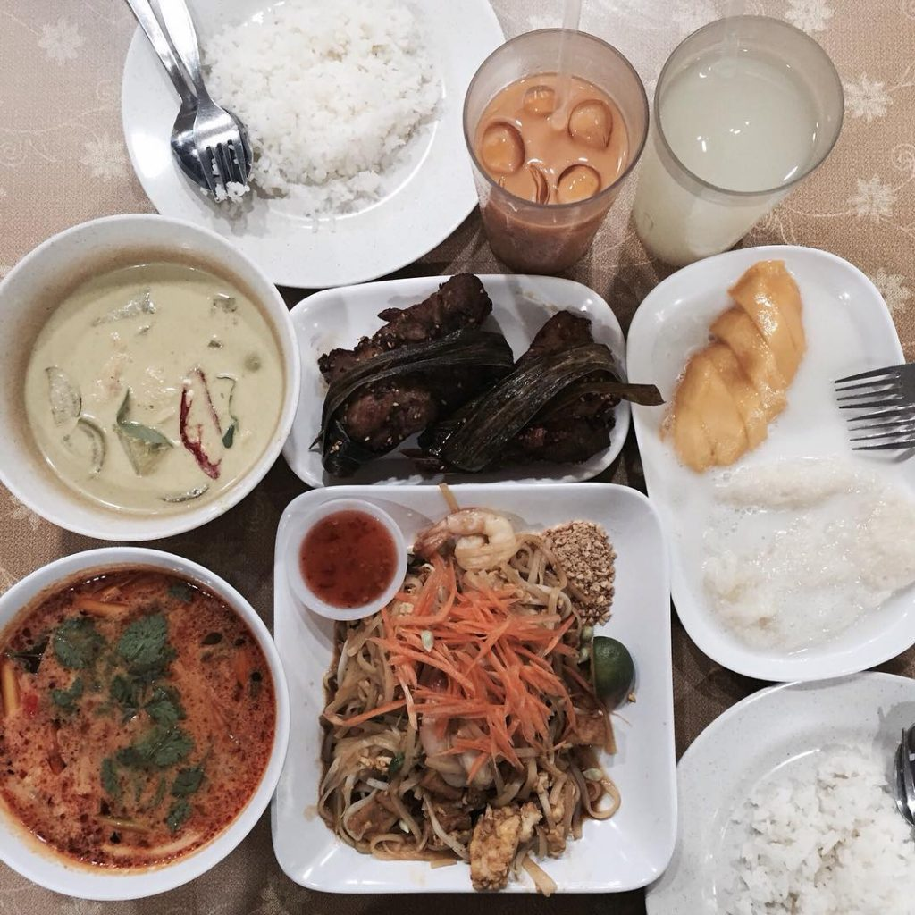 Dhoby Ghaut Food - (1)