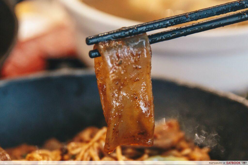 Fat Bird - glass noodles