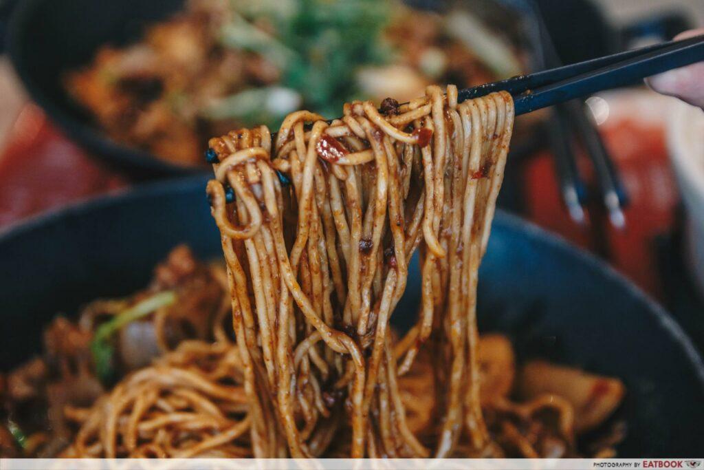 Fat Bird - noodles