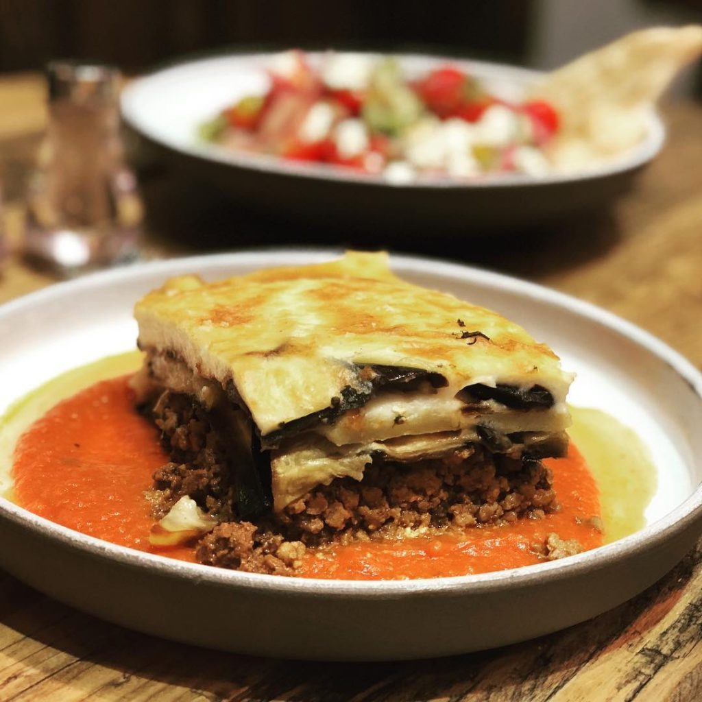 Greek Restaurants Nostimo Greek Deli