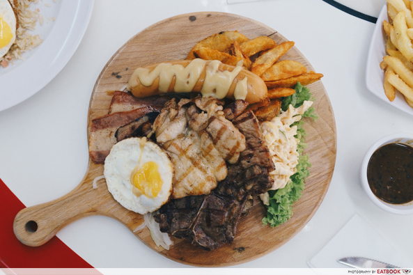 Grill Werkz - Combo Mixed Grill
