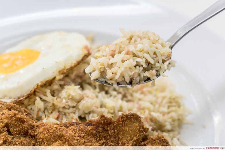 Grill Werkz - fried rice