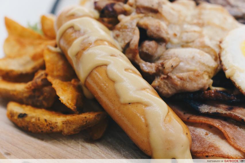 Grill Werkz - sausage