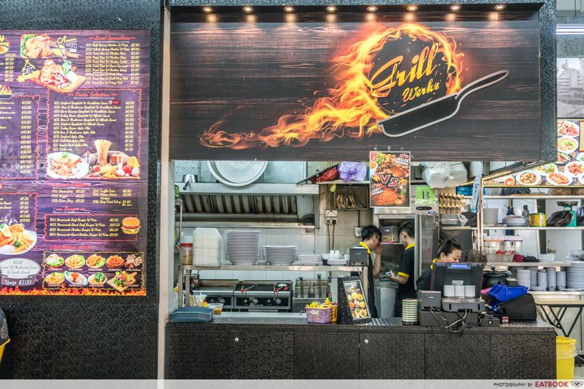 Grill Werkz - storefront