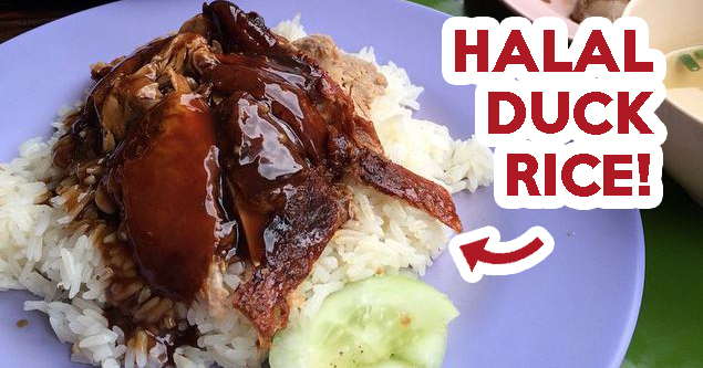8 Halal Duck Dishes Including Duck Pasta, Fried Duck And Duck Rice
