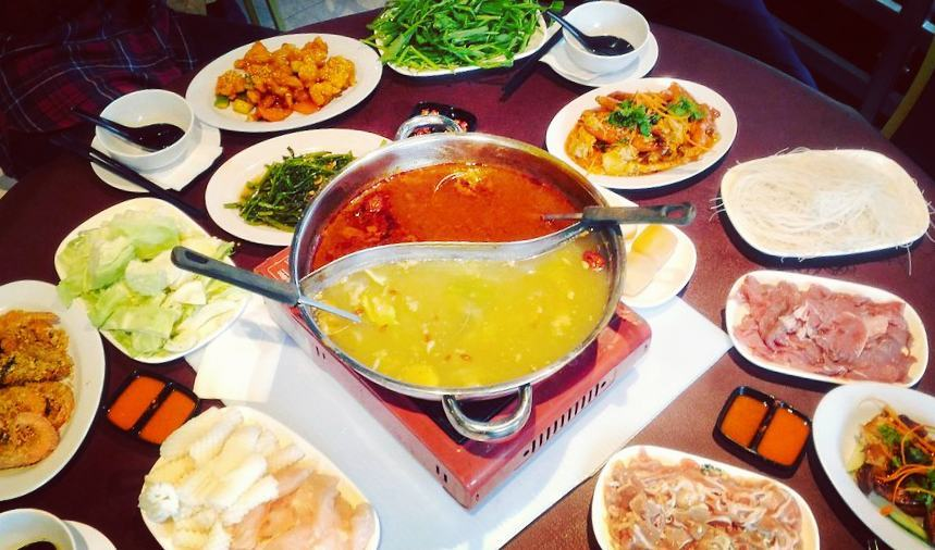 Halal Steamboats - Royal Kublai Khan Steamboat Restaurant