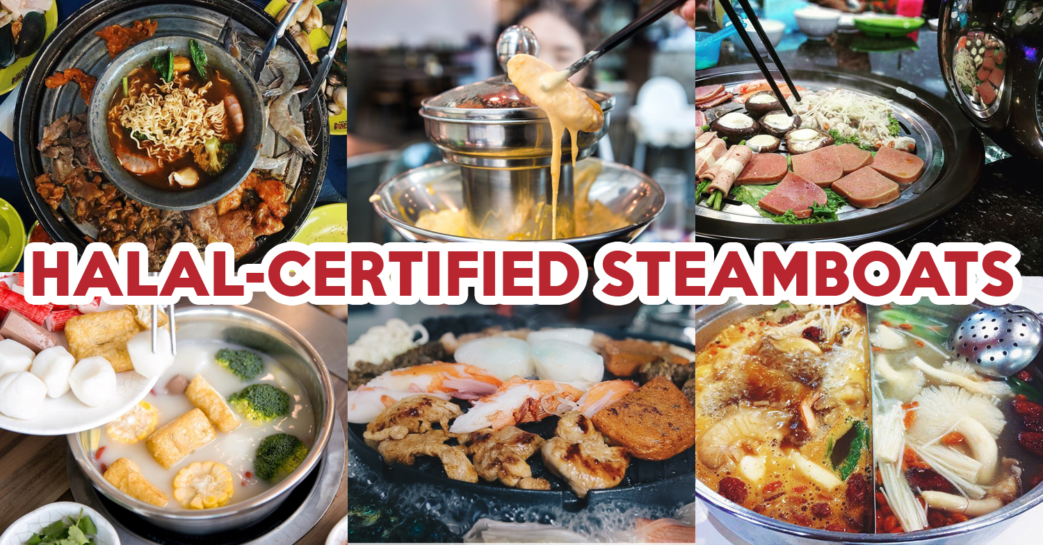 9 Halal Steamboat Places To Go All Out At Your Next Clique Dinner Eatbook Sg New Singapore Restaurant And Street Food Ideas Recommendations