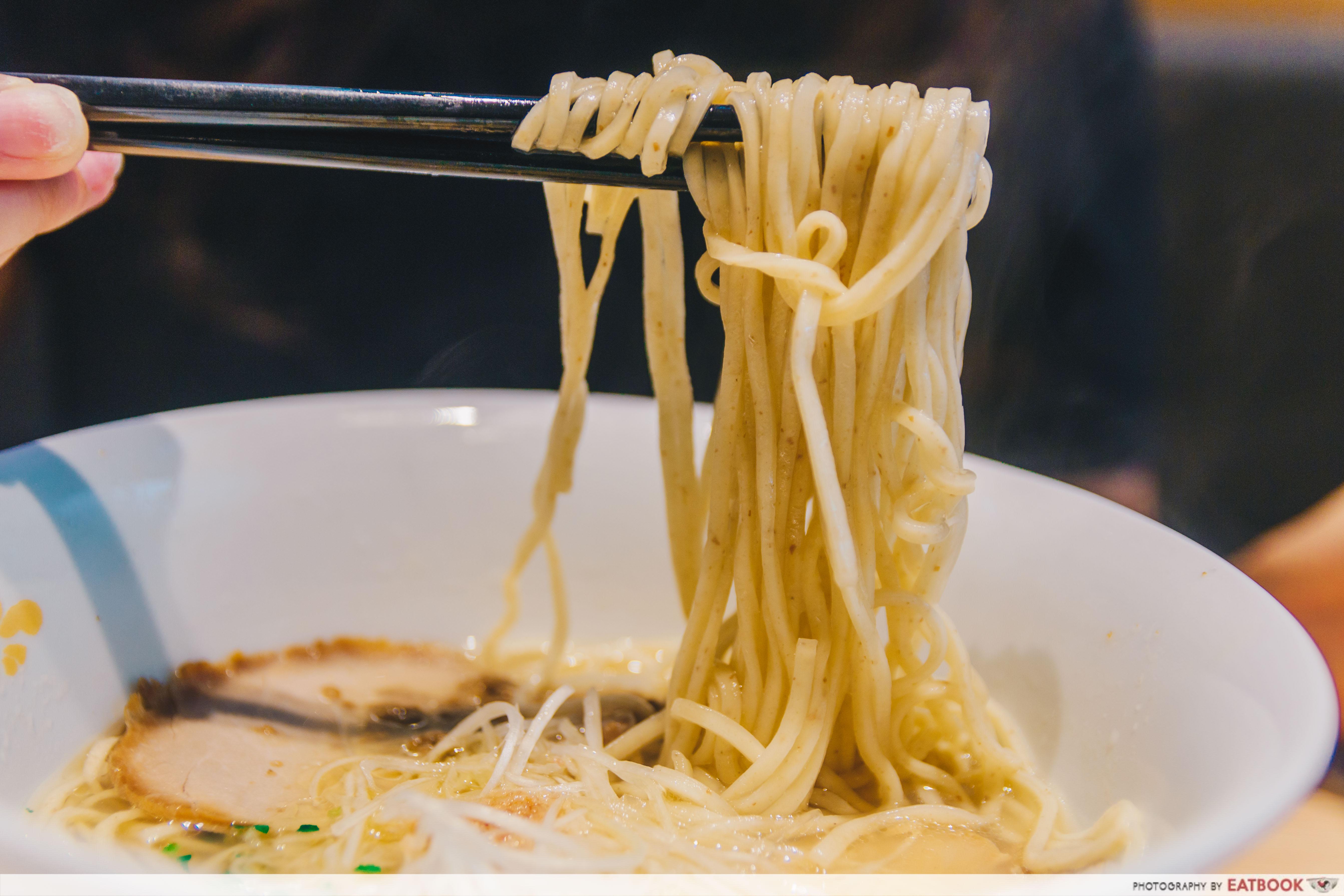 Konjiki Hototogisu Ramen - Ramen Noodles