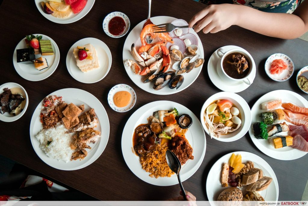 Lunch Deals Maybank AquaMarine