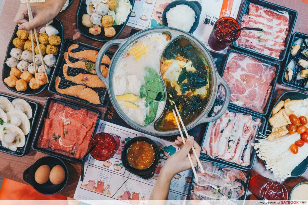 Lunch Deals Maybank - Suki-ya