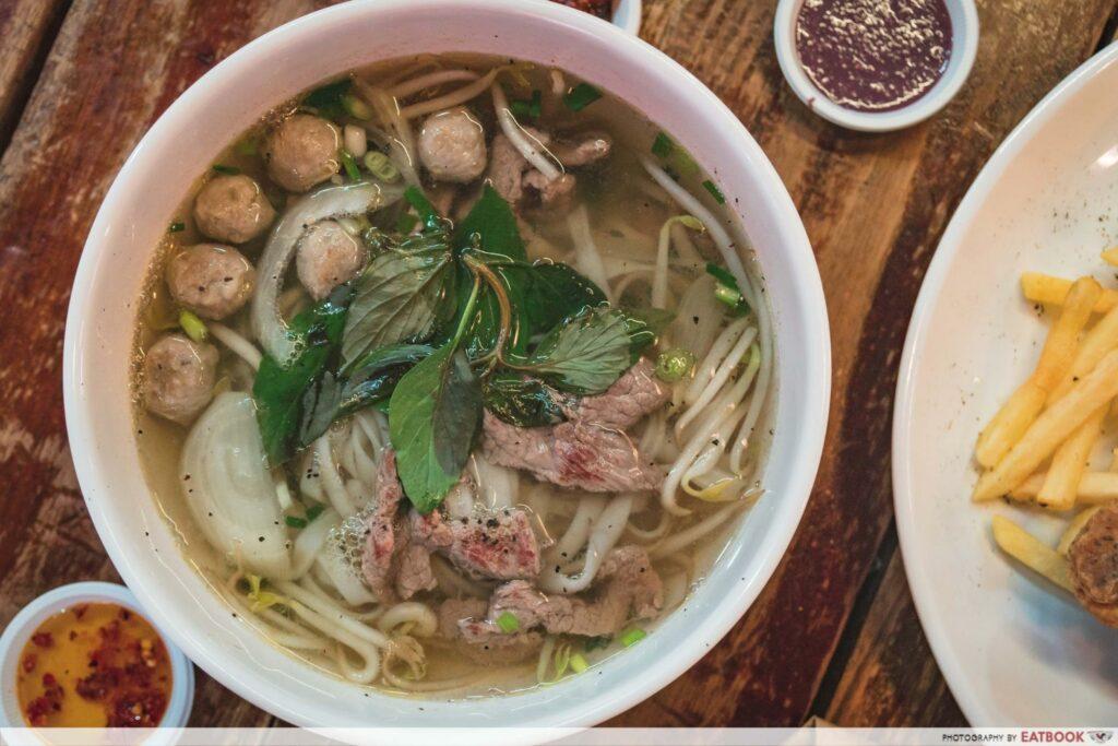 Oc Mai Vietnamese & Western Cuisines - (1)
