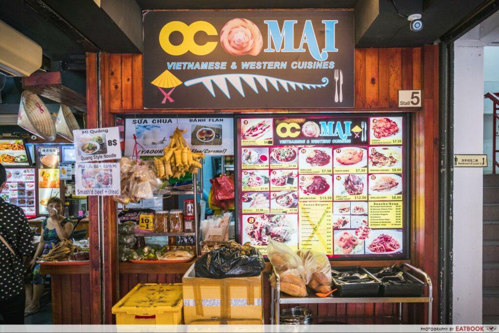 Oc Mai Vietnamese & Western Cuisines - (8)
