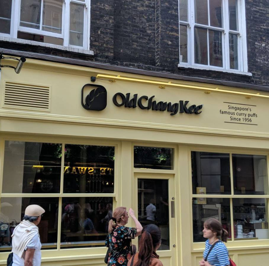 Old Chang Kee London Convent Garden