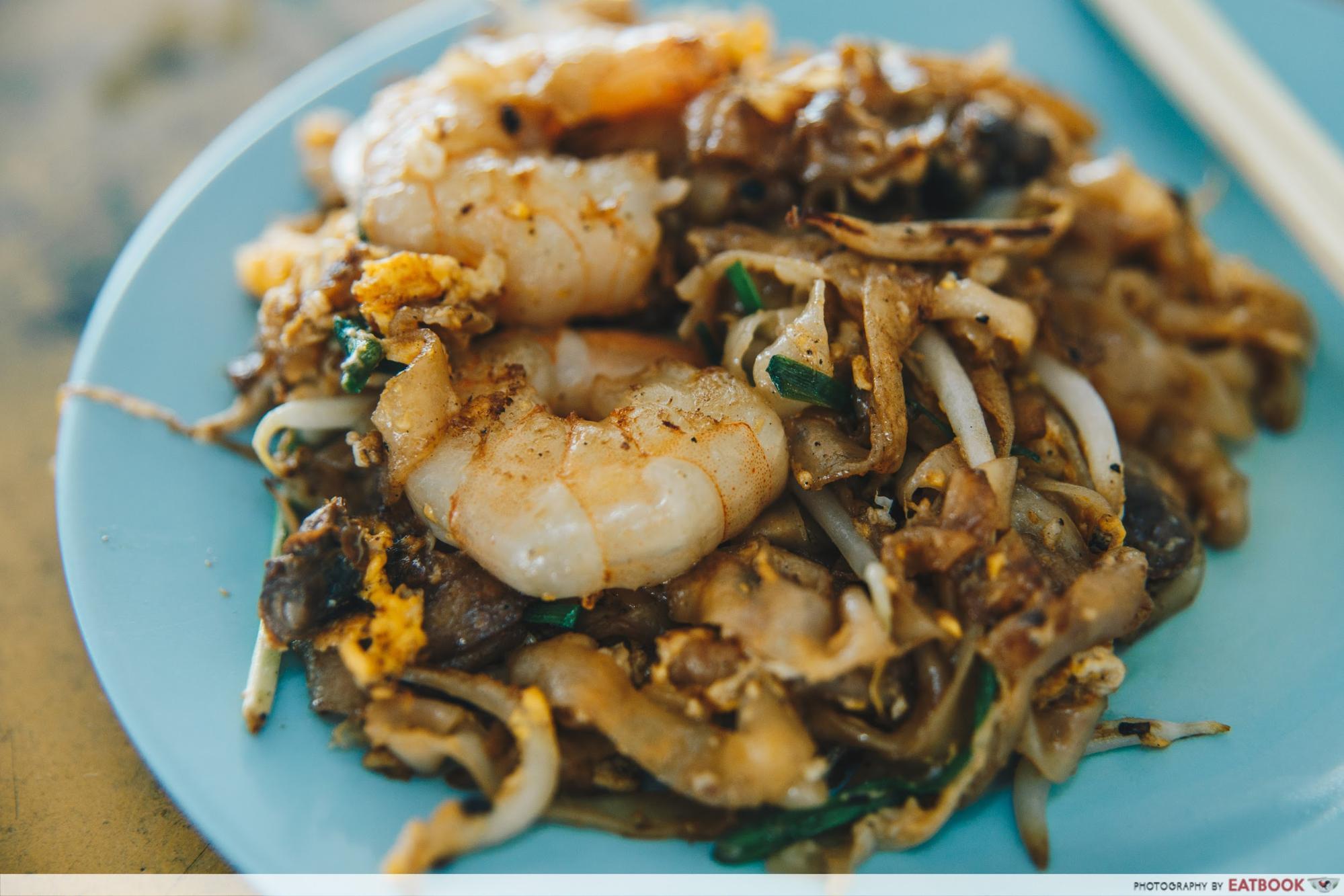 Penang Hawker Food - Char Kway Teow