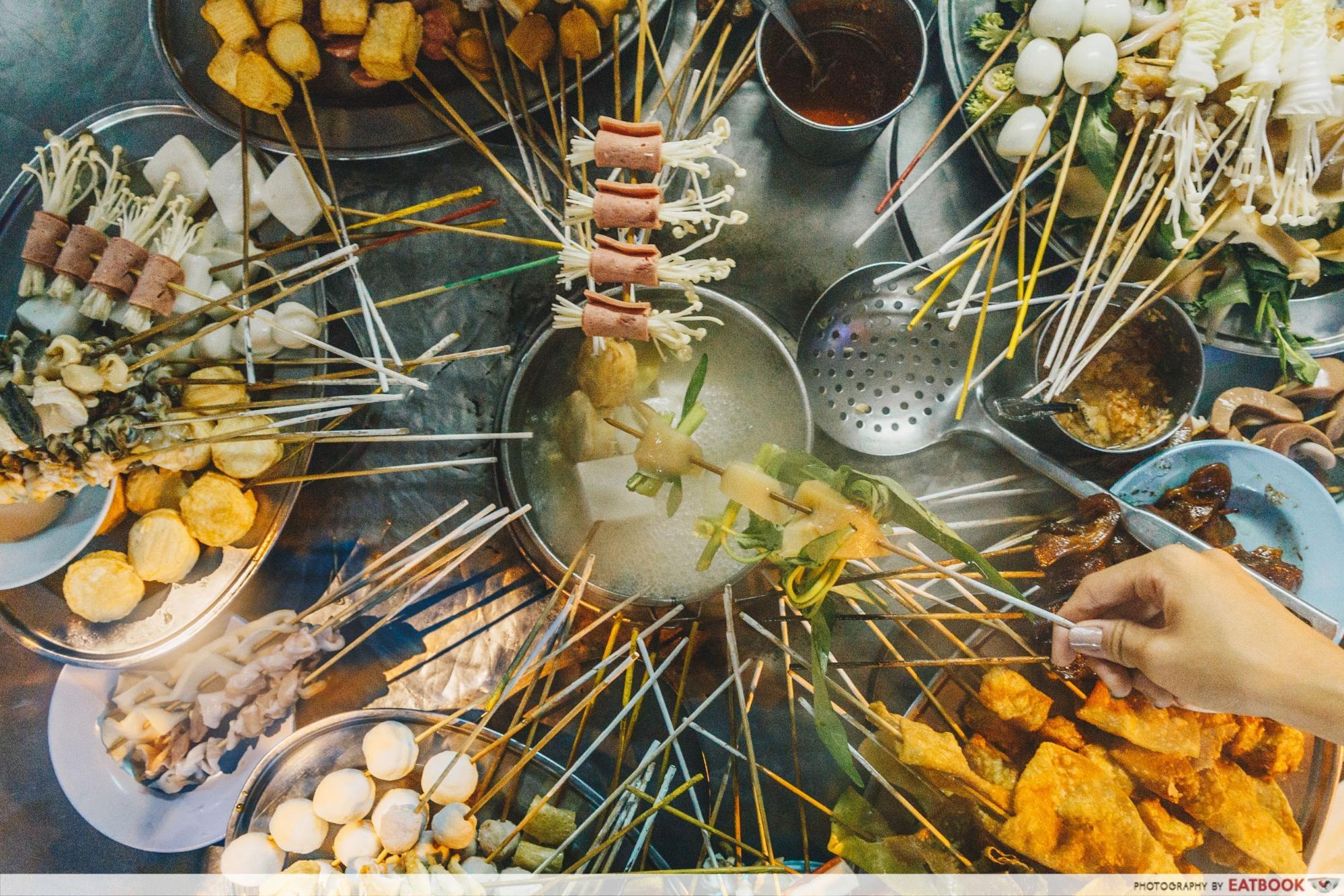 Penang Hawker Food - Lok Lok (1)