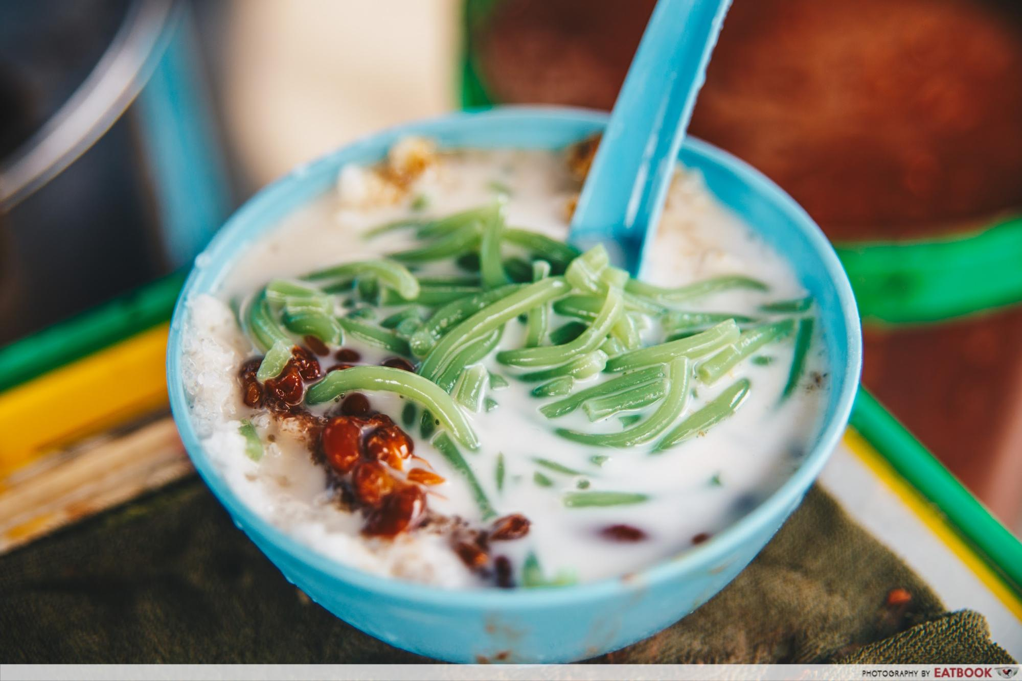 Penang Hawker Food - Penang Road Famous Teochew Chendol