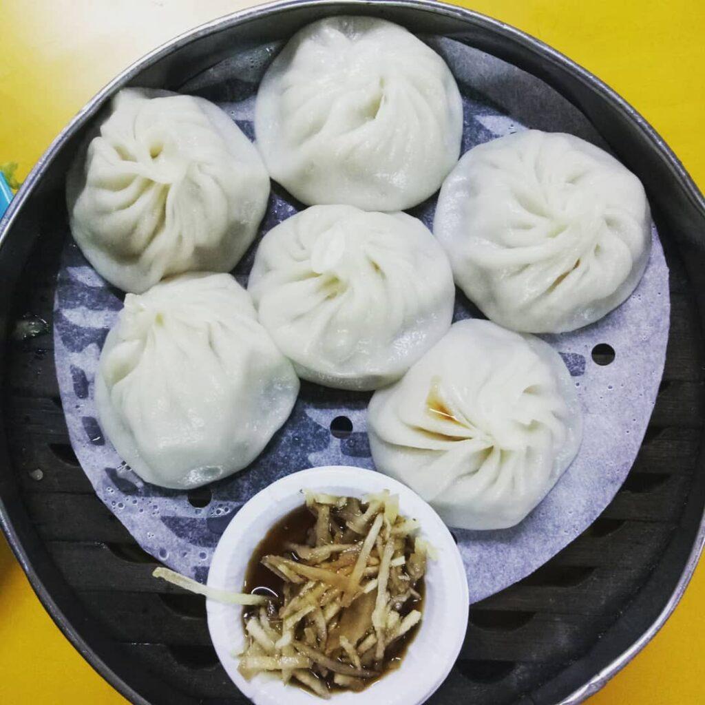 Peoples Park Food Xiao Long Bao
