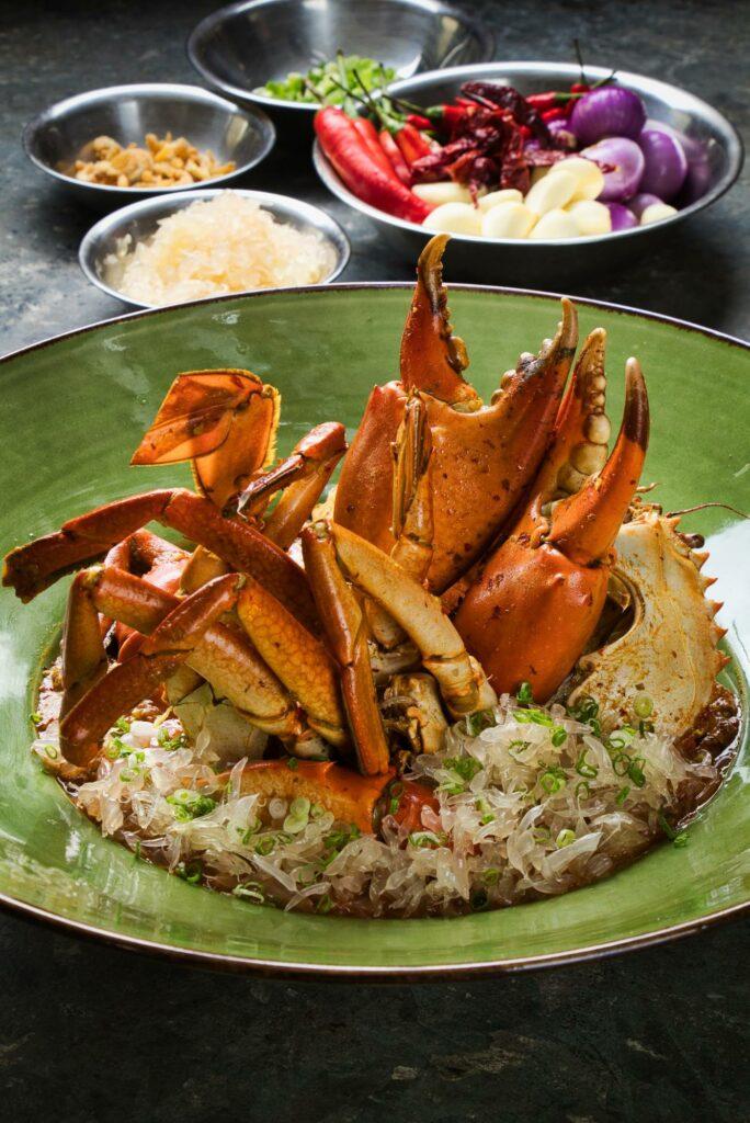 Quayside Isle Food Blue Lotus