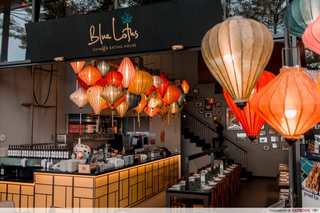 Quayside Isle Food lue Lotus - Chinese Eating House