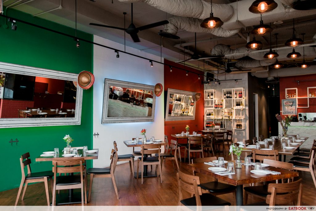 Quayside Isle Two Chefs Bar