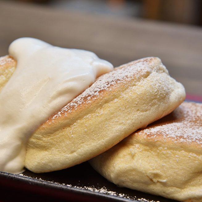 Riz Labo - pancake