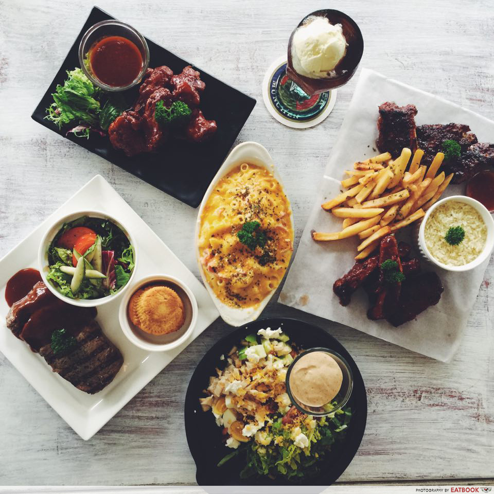 Sixth Avenue Food - Meat N' Chill