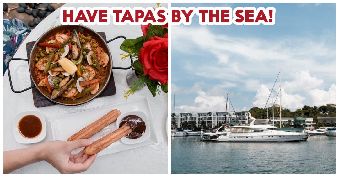 Spanish Tapas Feature