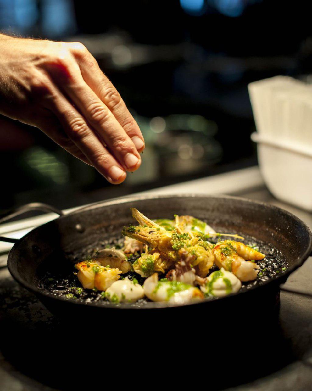 Spanish Tapas Restaurants - FOC Restaurant