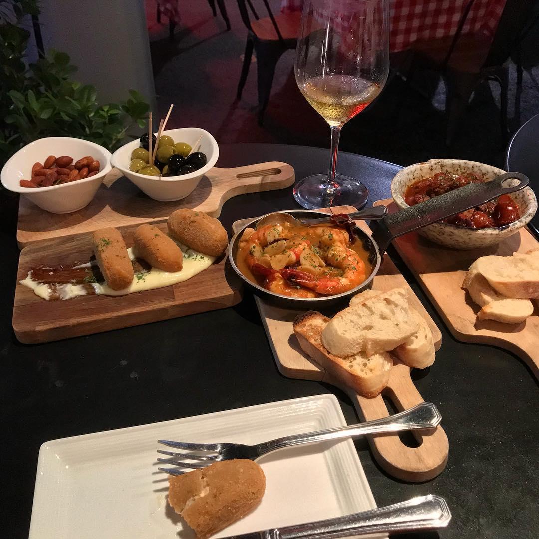 Spanish Tapas Restaurants - My Little Tapas Bar